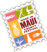 Made in Maui Festival Stamp