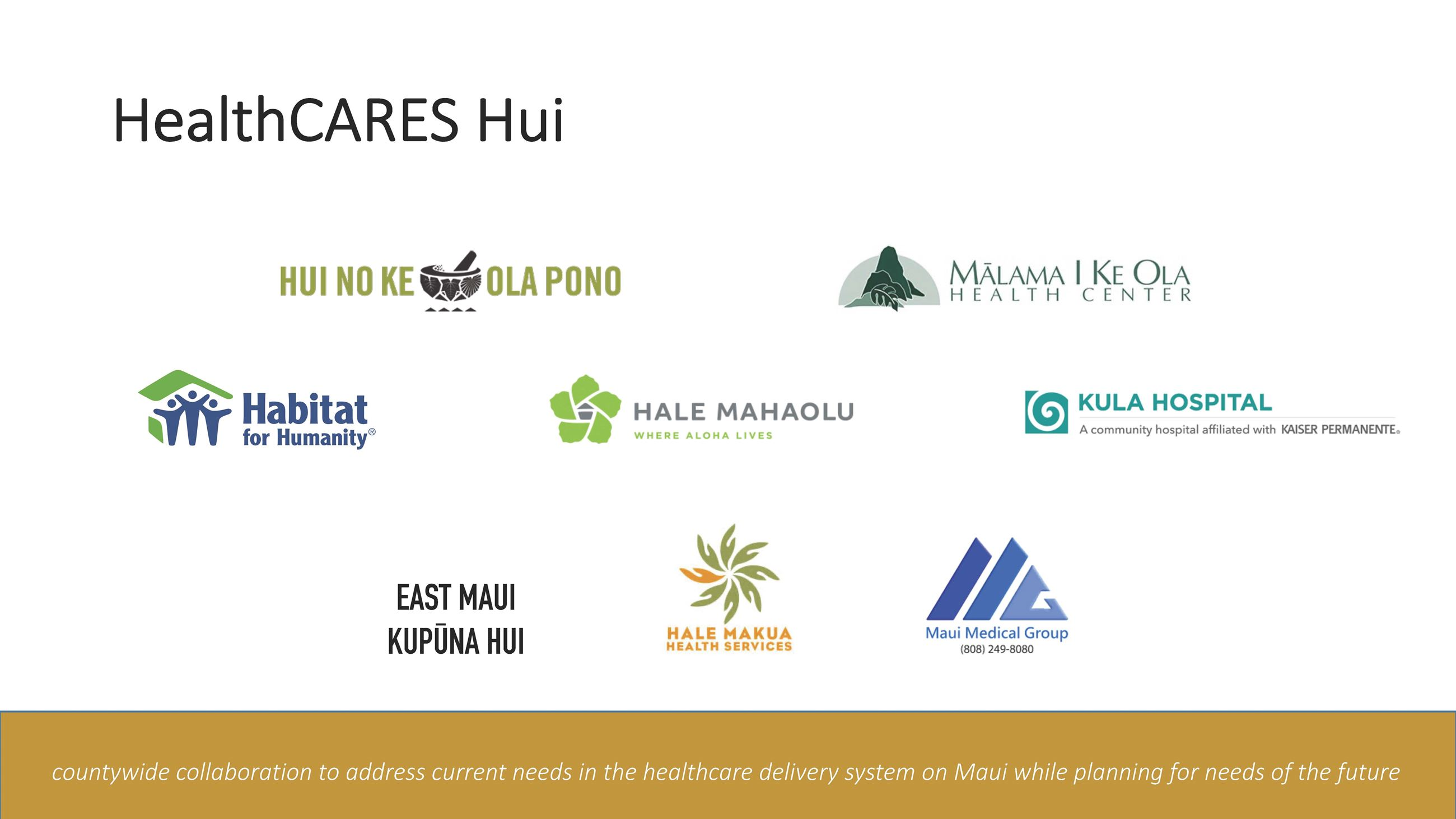 HealthCARES Hui