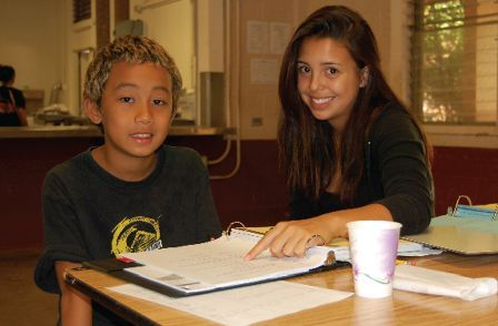 Lahaina Complex After School Tutor Program